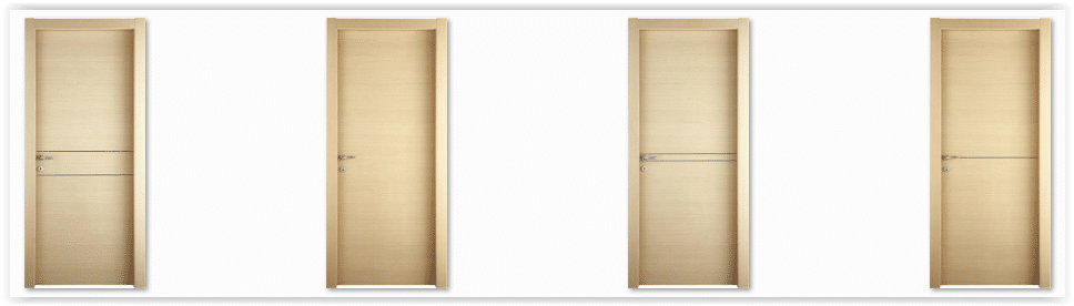 porte interne in legno Vicenza